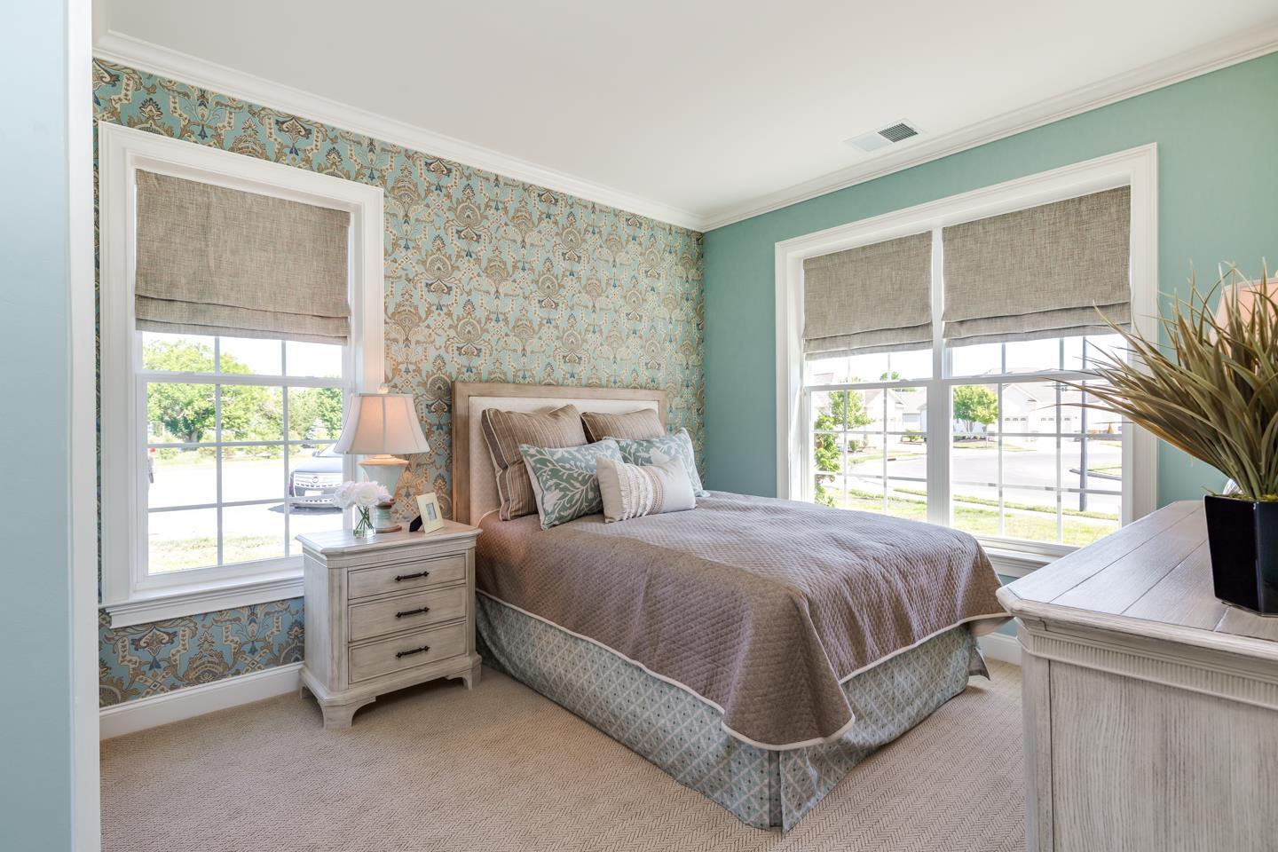 Bedroom featured in The Marigold By Bruce Paparone, Inc. in Philadelphia, NJ