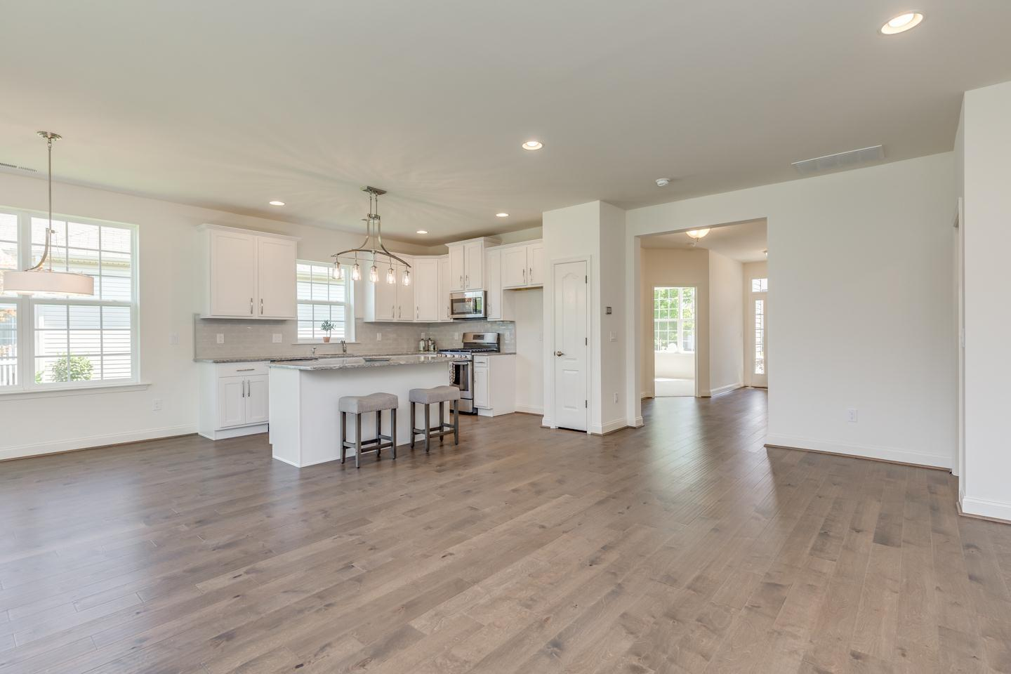Kitchen featured in The Primrose By Paparone New Homes in Philadelphia, NJ