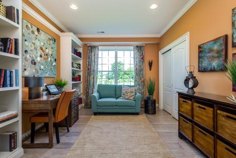 Study-in-The Magnolia II-at-The Village of Country Gardens-in-Sewell