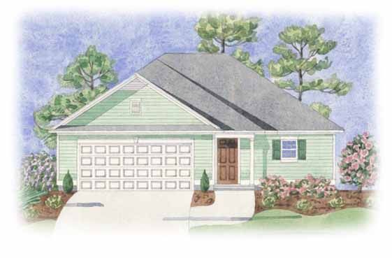 New Construction Homes and Floor Plans in Leland NC – Stevens Fine Homes Floor Plans
