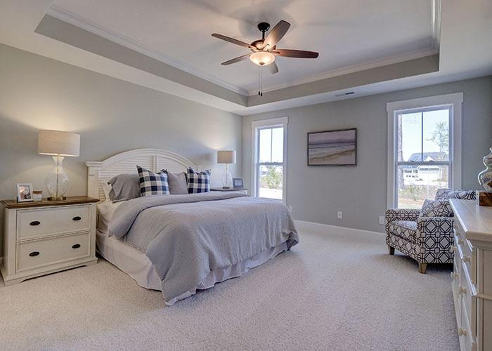 Bedroom featured in the Driftwood By Brunswick Forest in Wilmington, NC