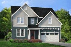 2413 Glade Mill Court (The Conductor Elevation A)