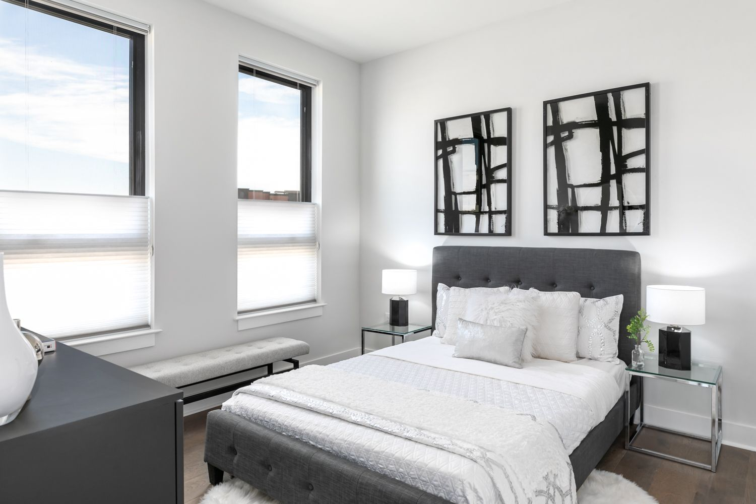 Bedroom featured in The Broadway A By McWilliams|Ballard  in Washington, VA