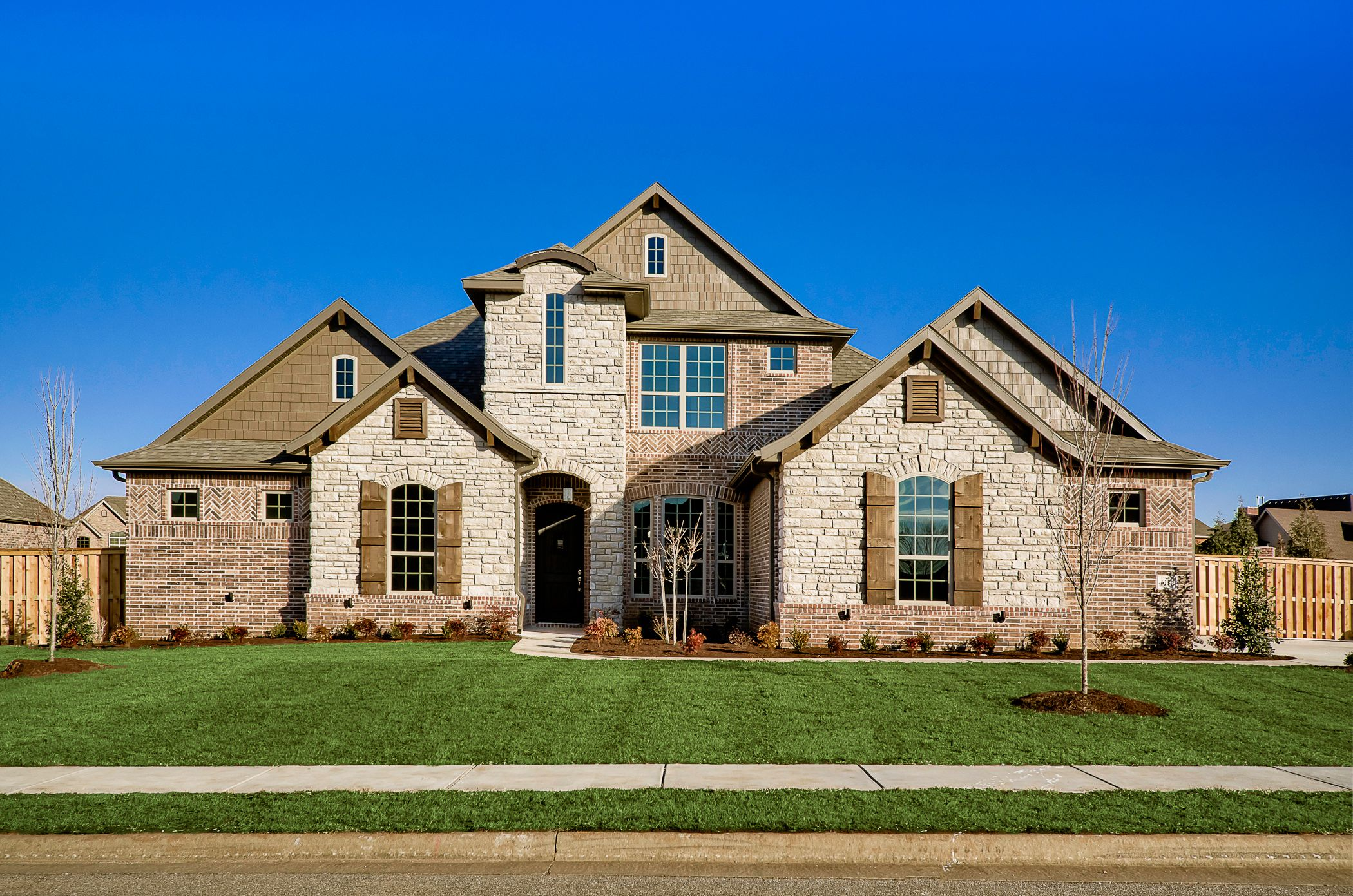 Otter creek in rogers ar new homes floor plans by for Buffington homes