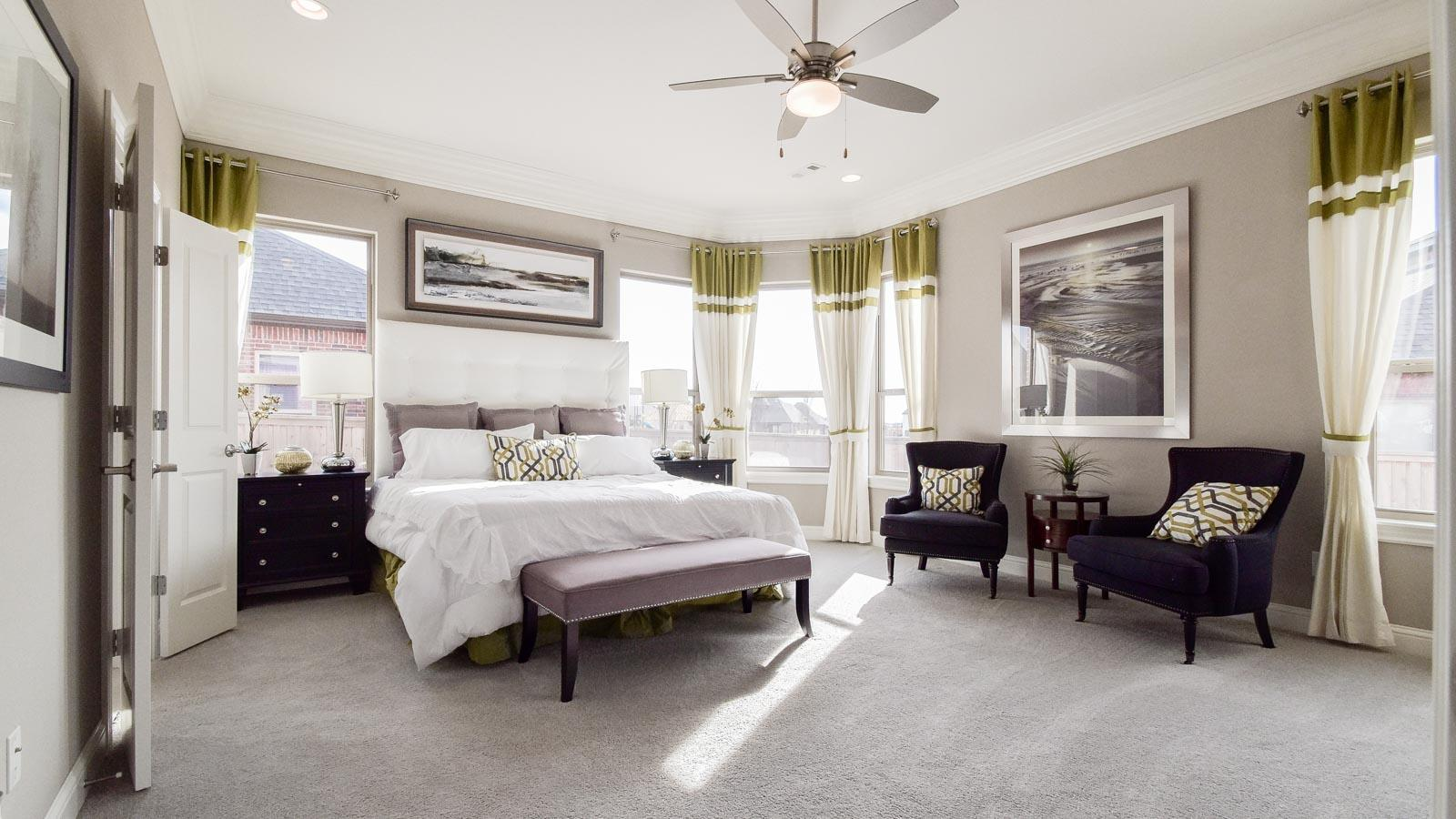 Bedroom featured in the Dogwood By Buffington Homes in Fayetteville, AR