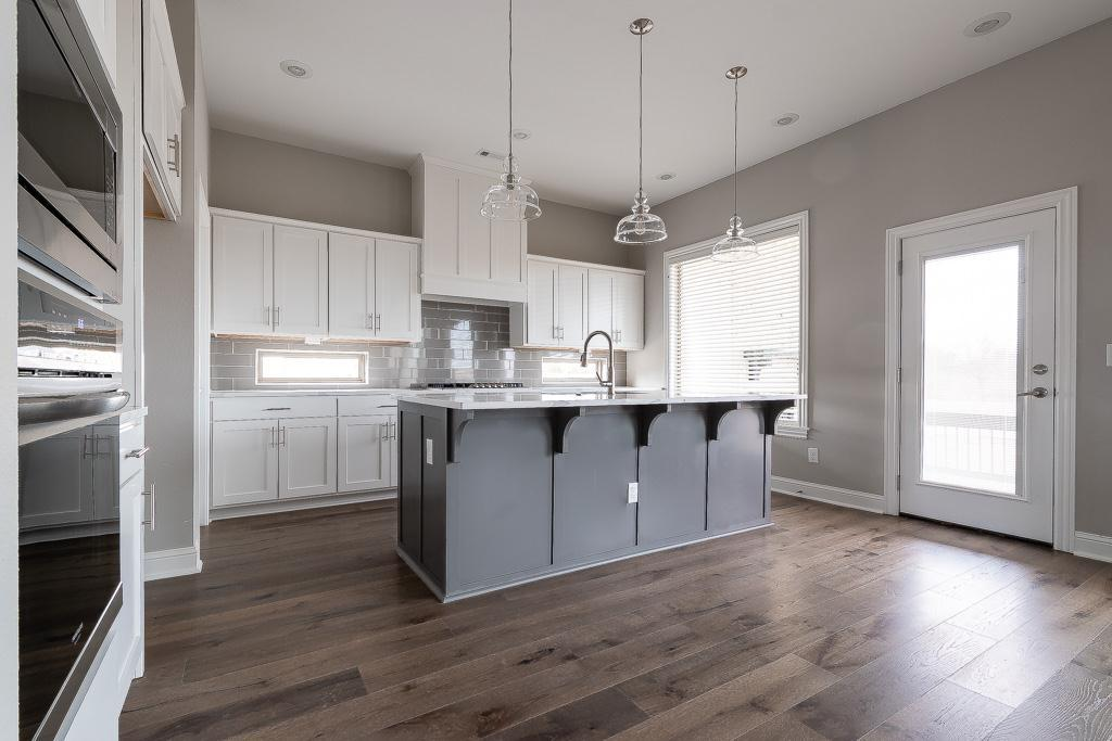 Kitchen featured in the Belmont By Buffington Homes in Fayetteville, AR