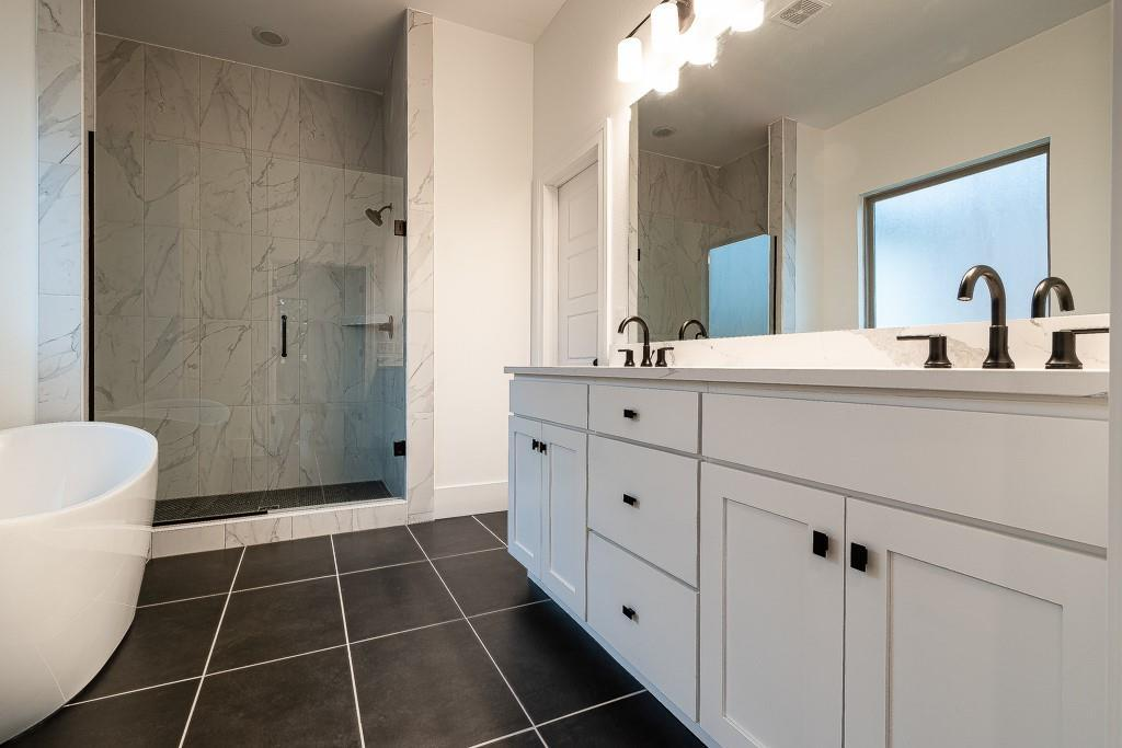 Bathroom featured in the Kensington By Buffington Homes in Fayetteville, AR