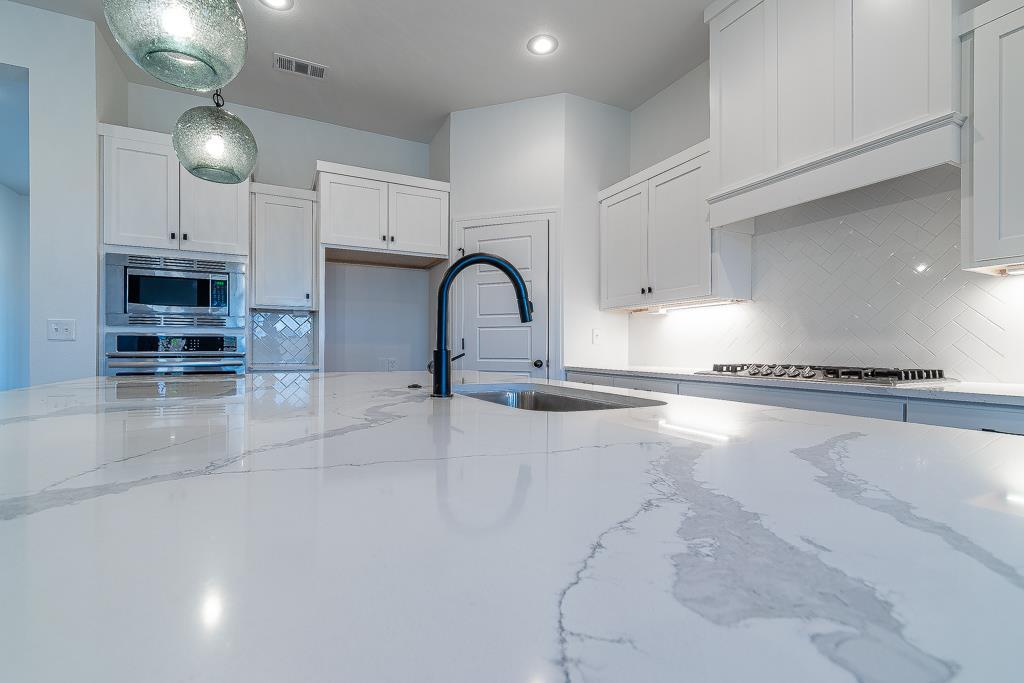 Kitchen featured in the Kensington By Buffington Homes in Fayetteville, AR