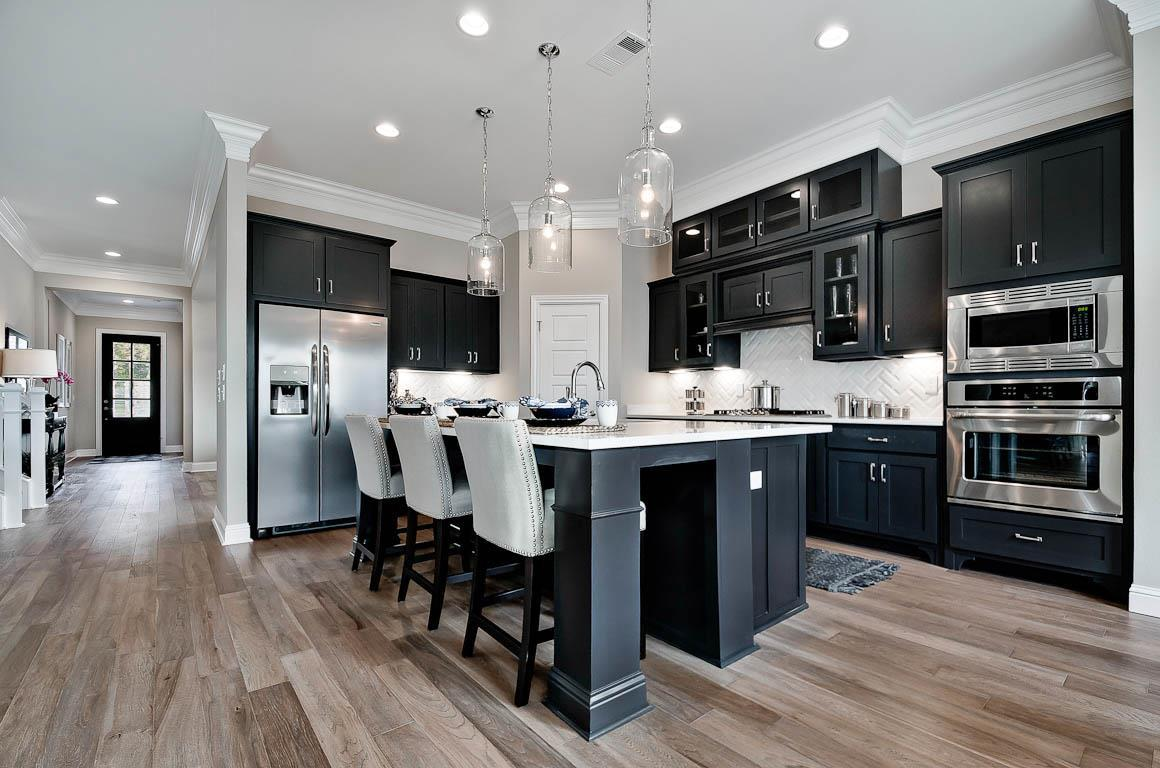 Kitchen featured in the Lincoln By Buffington Homes in Fayetteville, AR