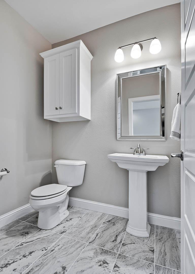 Bathroom featured in the Madison By Buffington Homes in Fayetteville, AR
