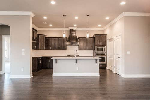 Kitchen-in-Dogwood-at-The Parks at Brighton-in-Bentonville