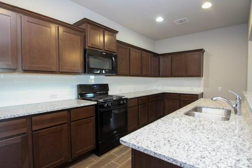 Kitchen-in-Caldwell B-G-at-Trace-in-San Marcos