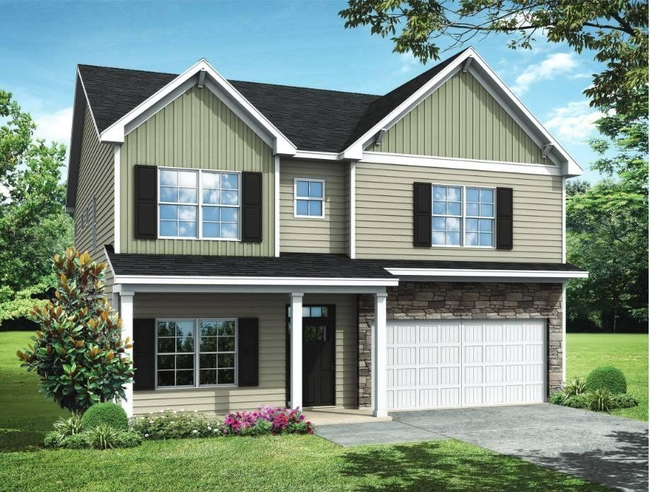 Exterior featured in the Meadowbrook By Buildonyourlandllc in Columbia, SC