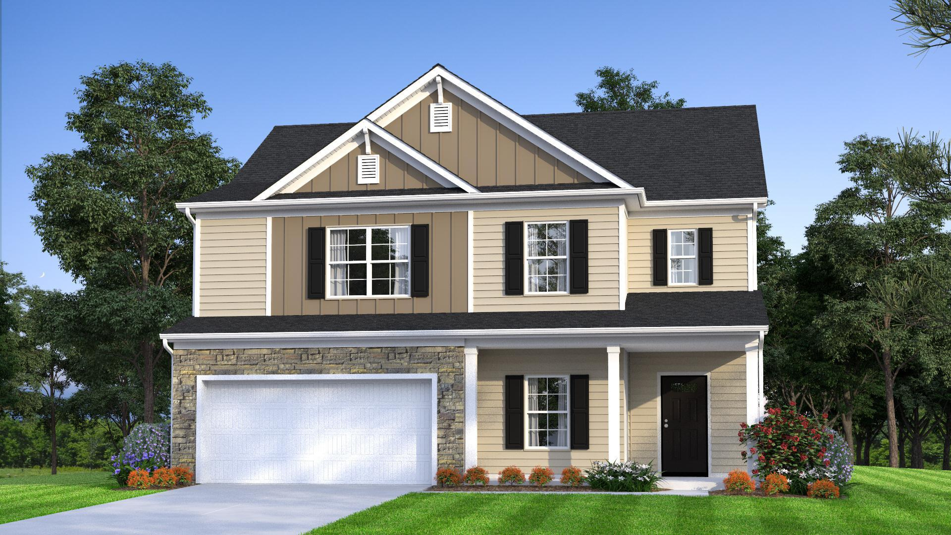 Exterior featured in the Wilshire By Buildonyourlandllc in Columbia, SC