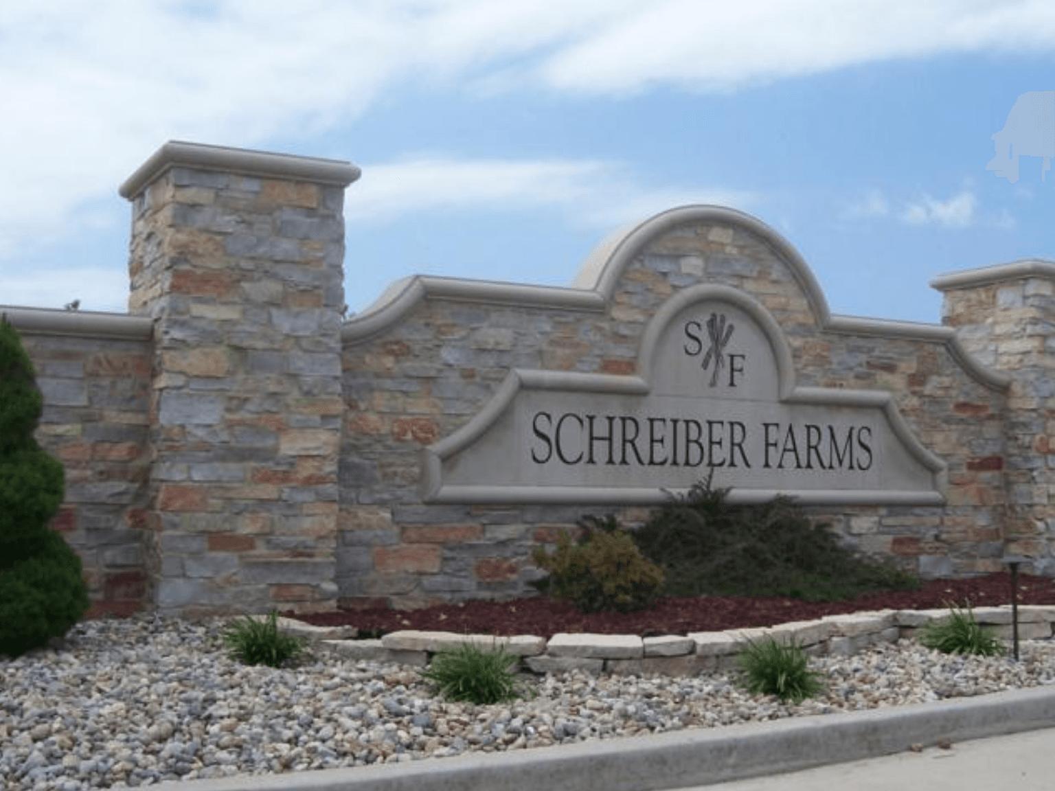 'Schreiber Farms' by C.A. Jones, Inc. in St. Louis