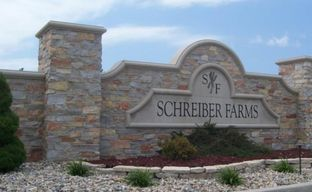 Schreiber Farms by C.A. Jones, Inc. in St. Louis Illinois