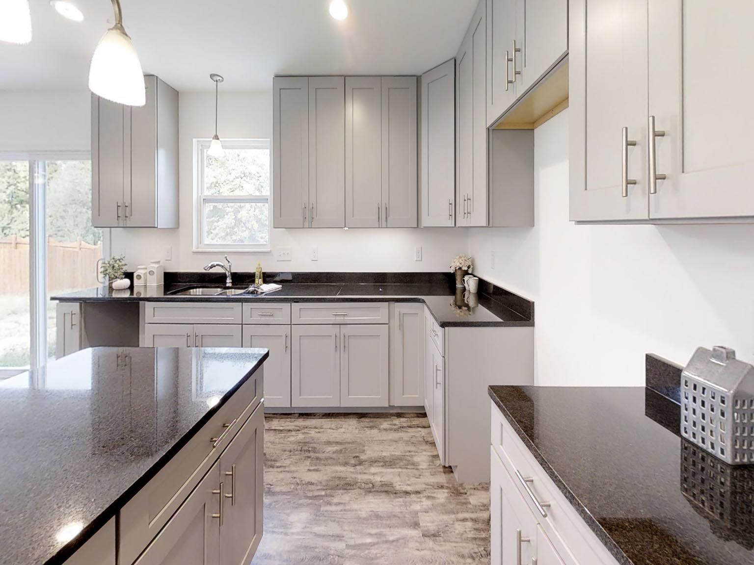 Kitchen featured in the Herndon By C.A. Jones, Inc.  in St. Louis, IL