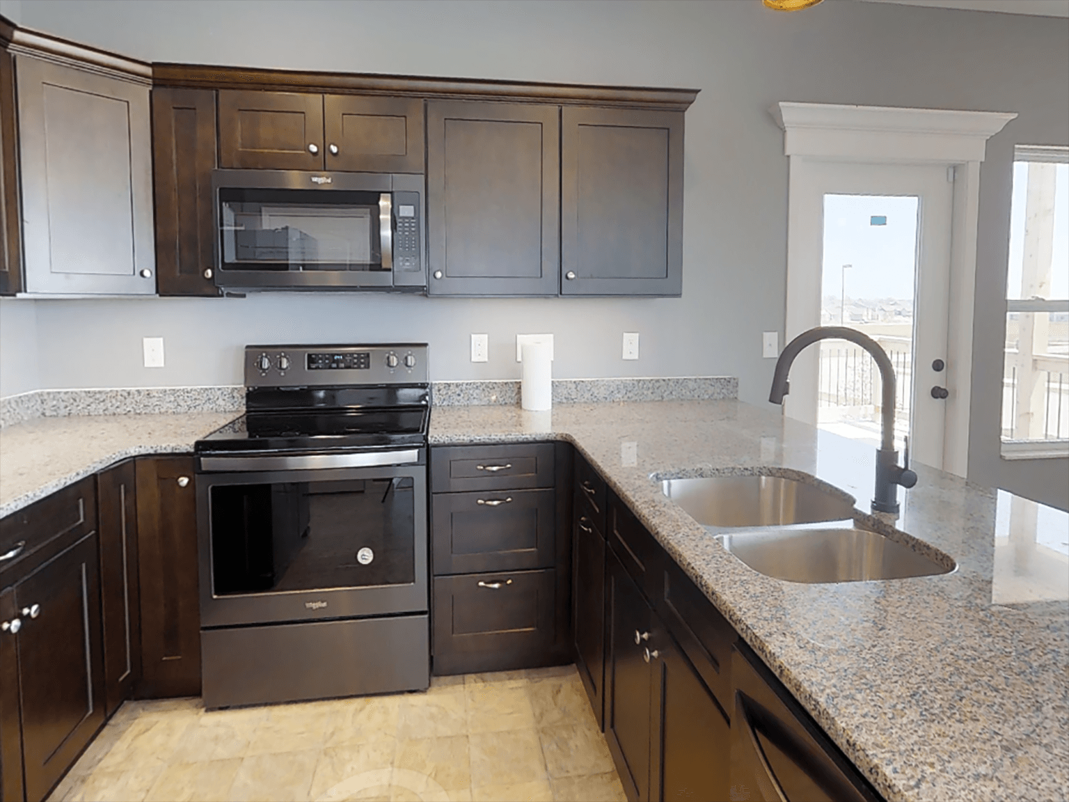Kitchen featured in the Saddlecreek By C.A. Jones, Inc.  in St. Louis, IL