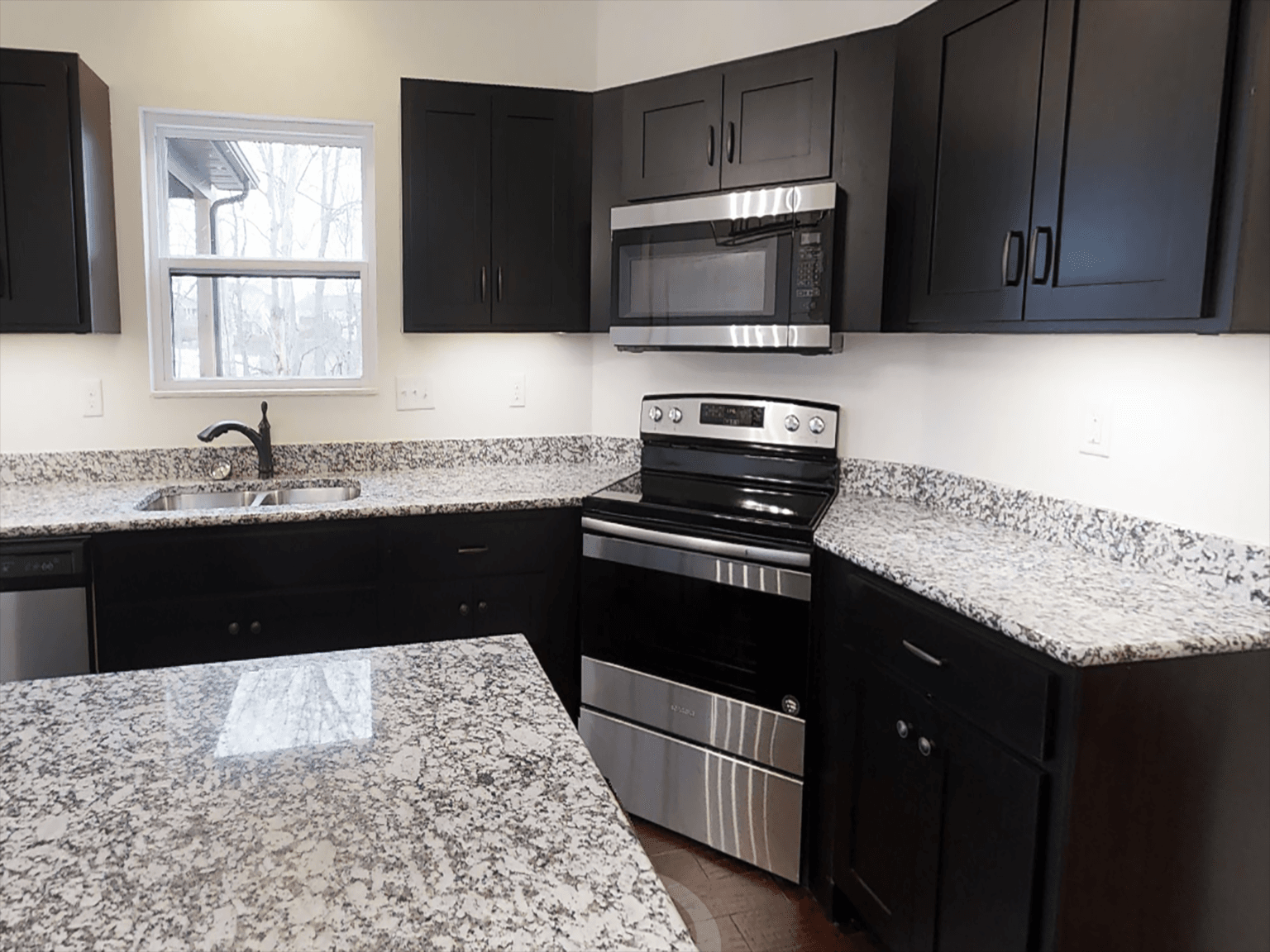 Kitchen featured in the Manchester By C.A. Jones, Inc.  in St. Louis, IL