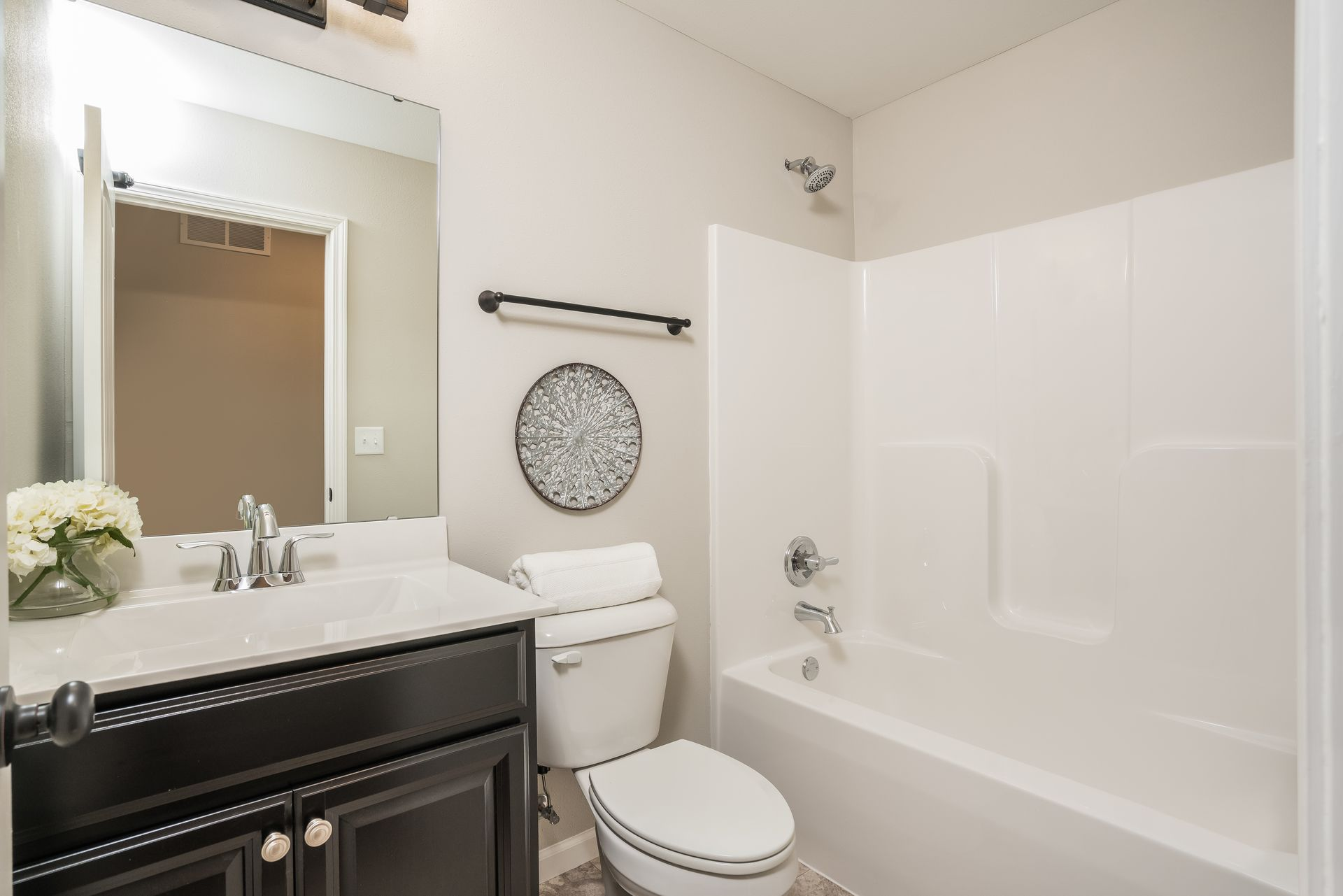 Bathroom featured in the Calais II By C.A. Jones, Inc.  in St. Louis, IL