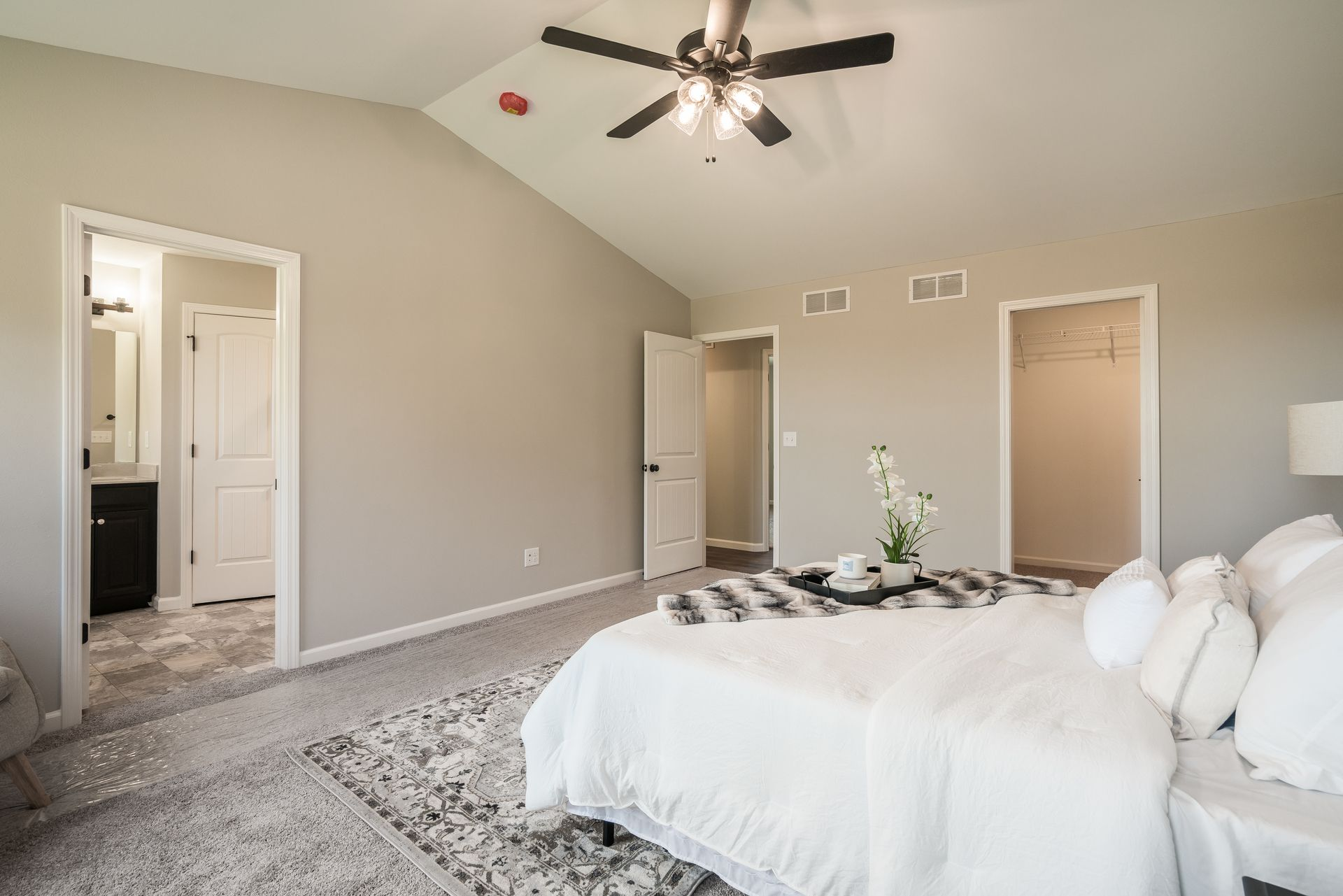 Bedroom featured in the Calais II By C.A. Jones, Inc.  in St. Louis, IL