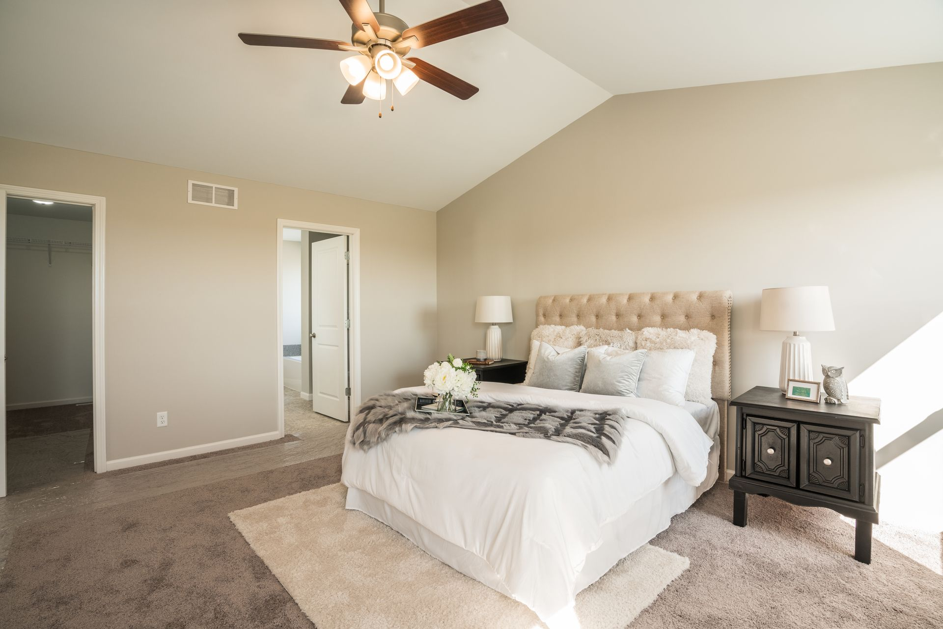 Bedroom featured in the Prescott A By C.A. Jones, Inc.  in St. Louis, IL