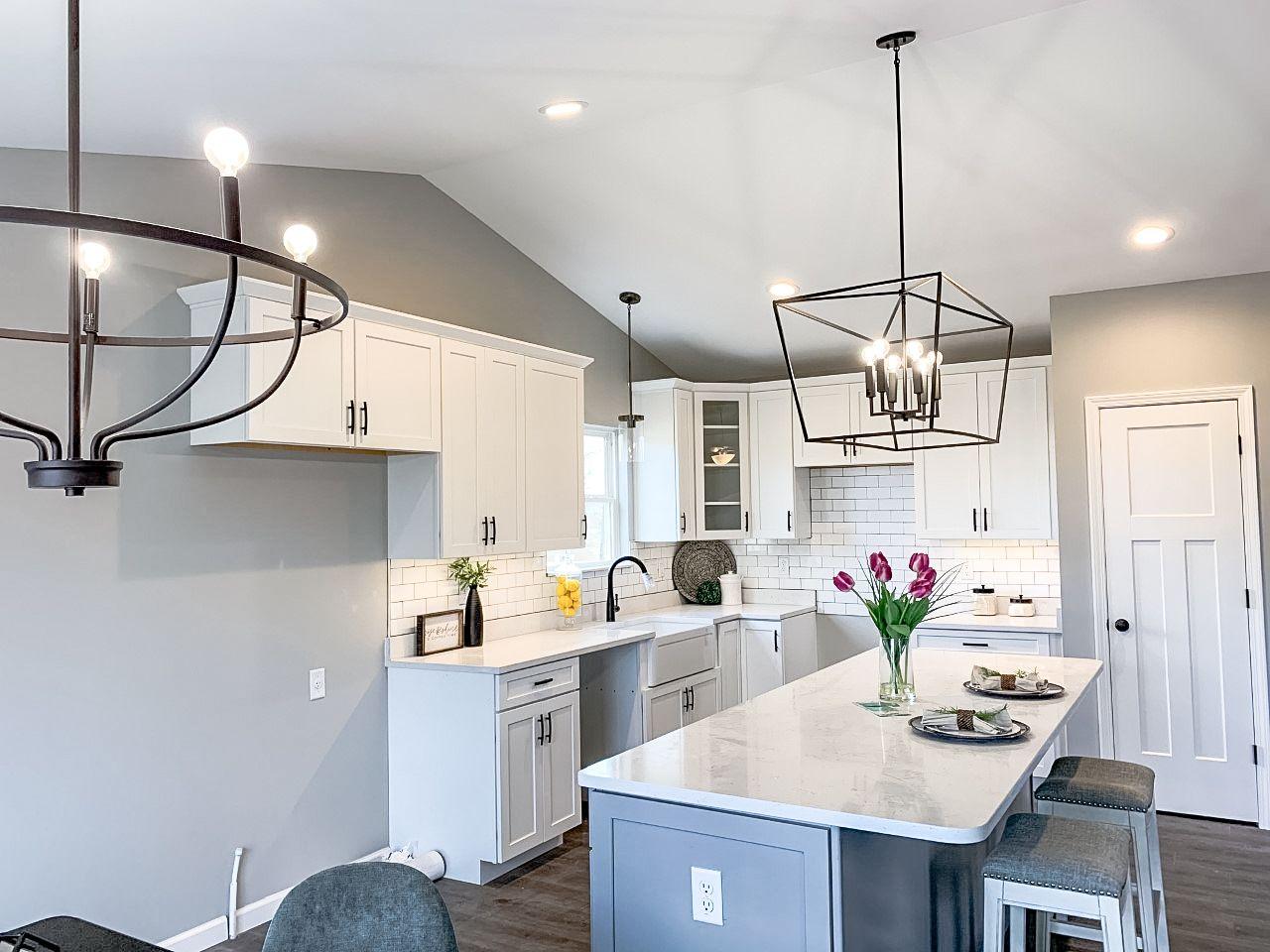 Kitchen featured in the Prescott B By C.A. Jones, Inc.  in St. Louis, IL