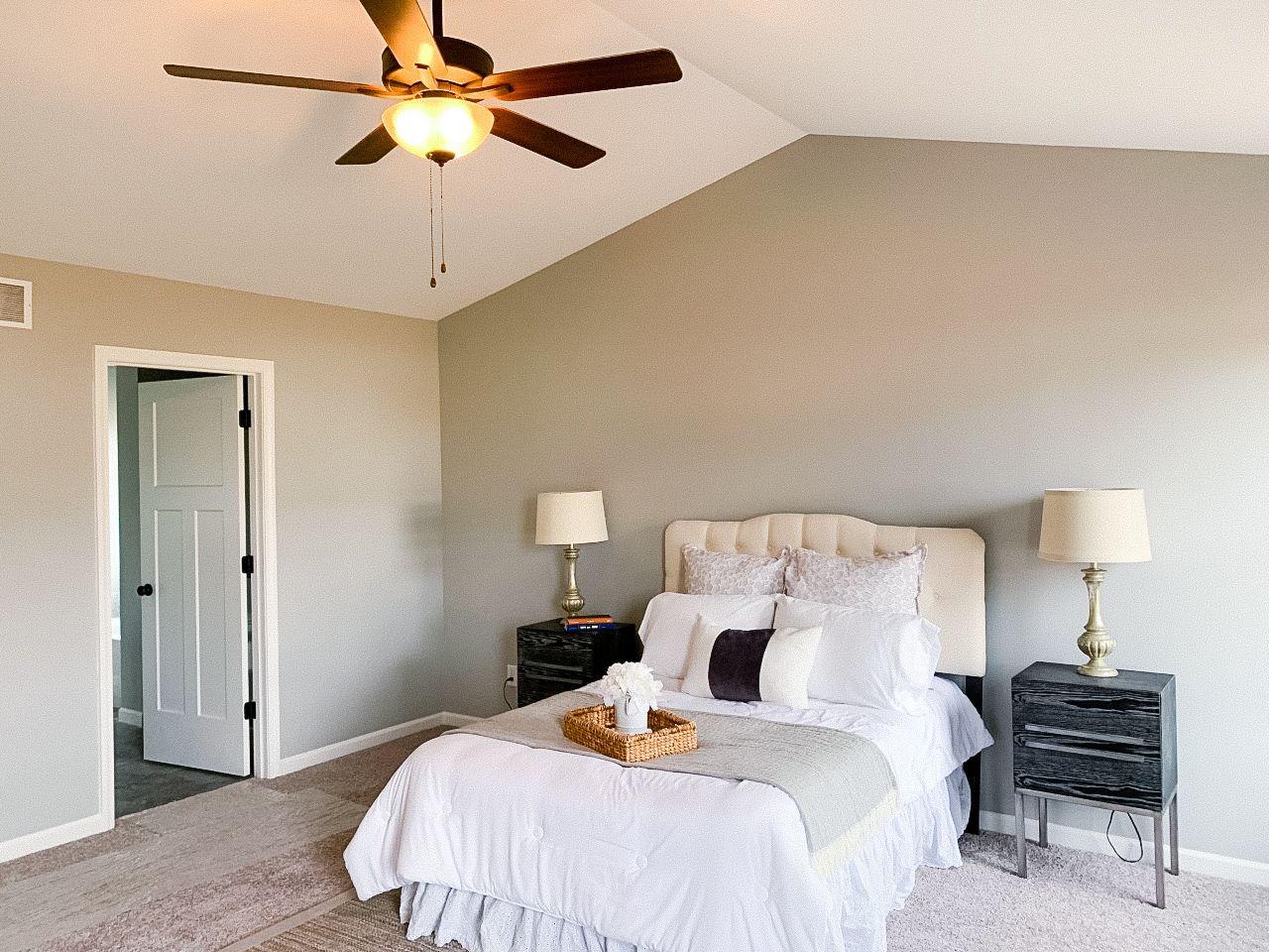 Bedroom featured in the Prescott B By C.A. Jones, Inc.  in St. Louis, IL