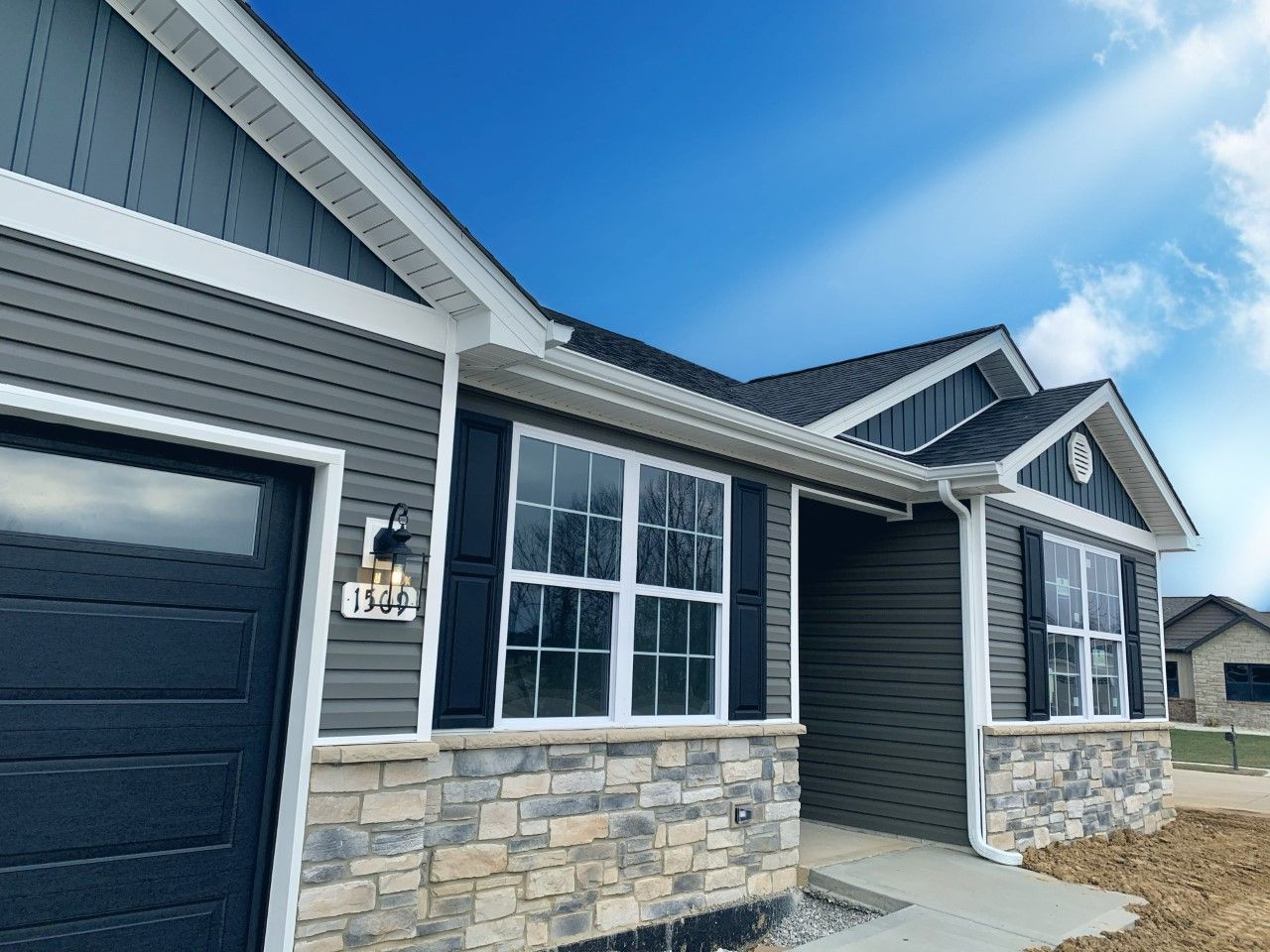 Exterior featured in the Prescott B By C.A. Jones, Inc.  in St. Louis, IL