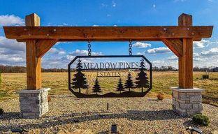 Meadow Pines by C.A. Jones, Inc. in St. Louis Illinois