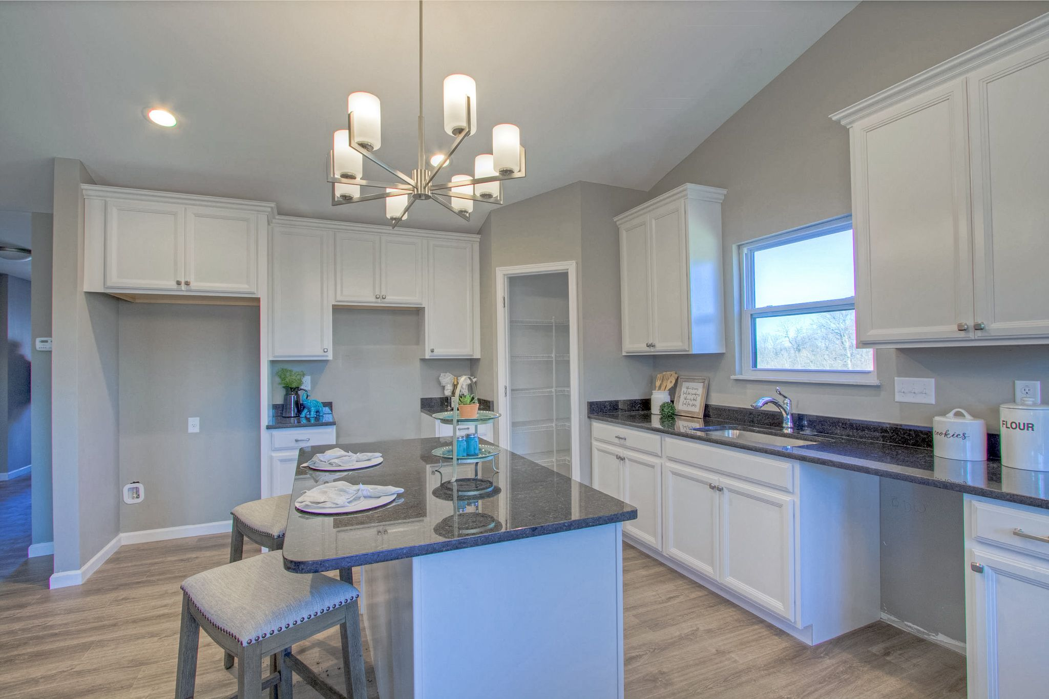 Kitchen featured in the Houston B By C.A. Jones, Inc.  in St. Louis, IL