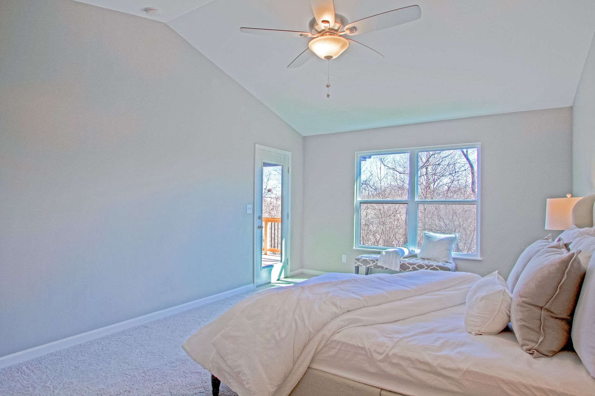 Bedroom featured in the Houston B By C.A. Jones, Inc.  in St. Louis, IL