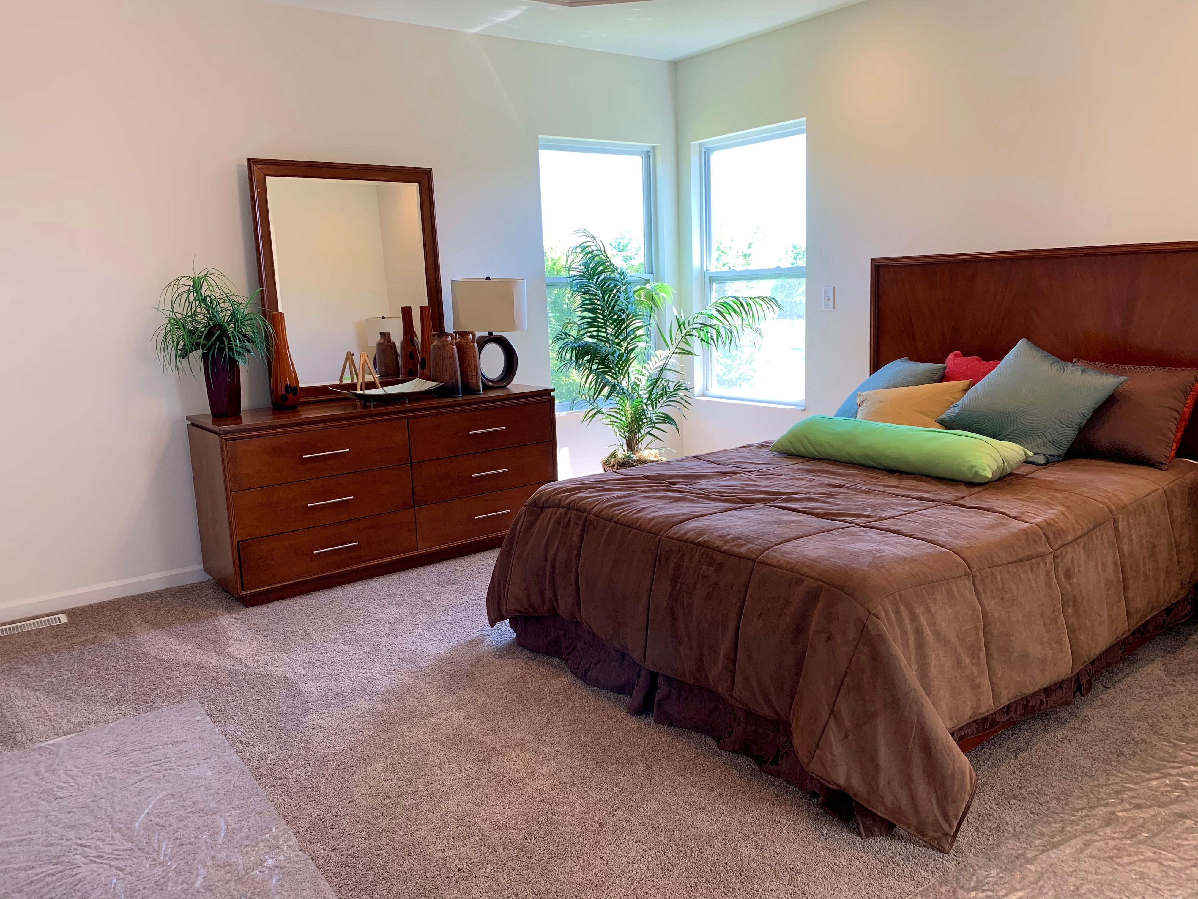 Bedroom featured in the Saffron By C.A. Jones, Inc.  in St. Louis, IL