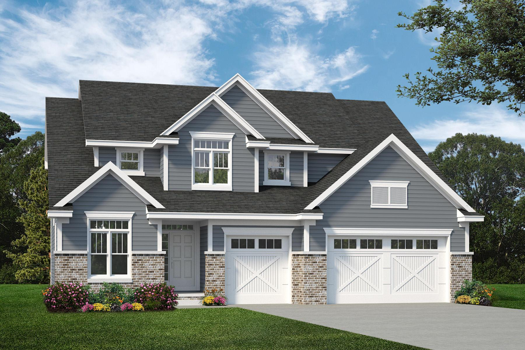 Exterior featured in the Manchester By C.A. Jones, Inc.  in St. Louis, IL