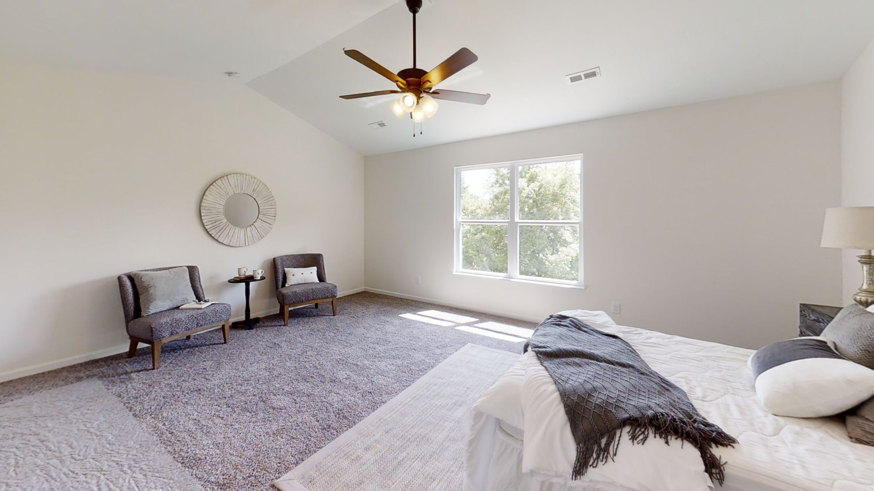 Bedroom featured in the Manchester By C.A. Jones, Inc.  in St. Louis, IL