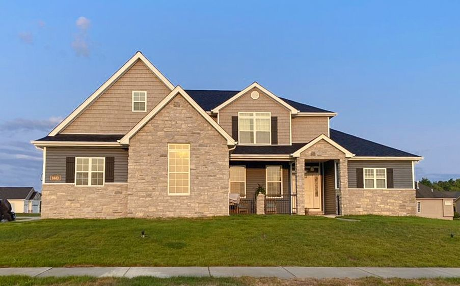 Exterior featured in the Arlington By C.A. Jones, Inc.  in St. Louis, IL