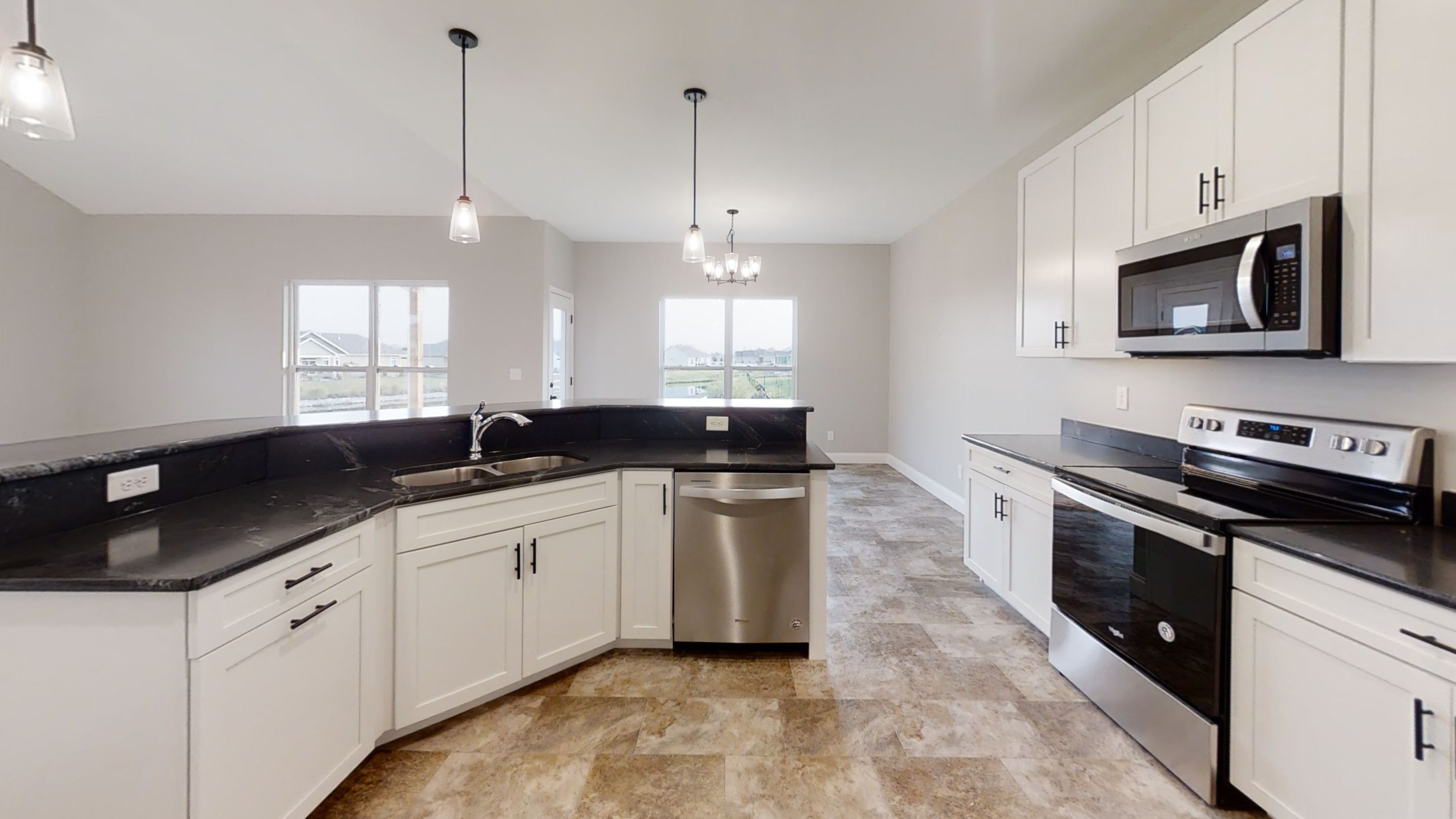 Kitchen featured in the Appleby By C.A. Jones, Inc.  in St. Louis, IL