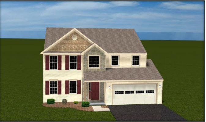Exterior featured in The Quail By CB Burkholder Inc. in Harrisburg, PA