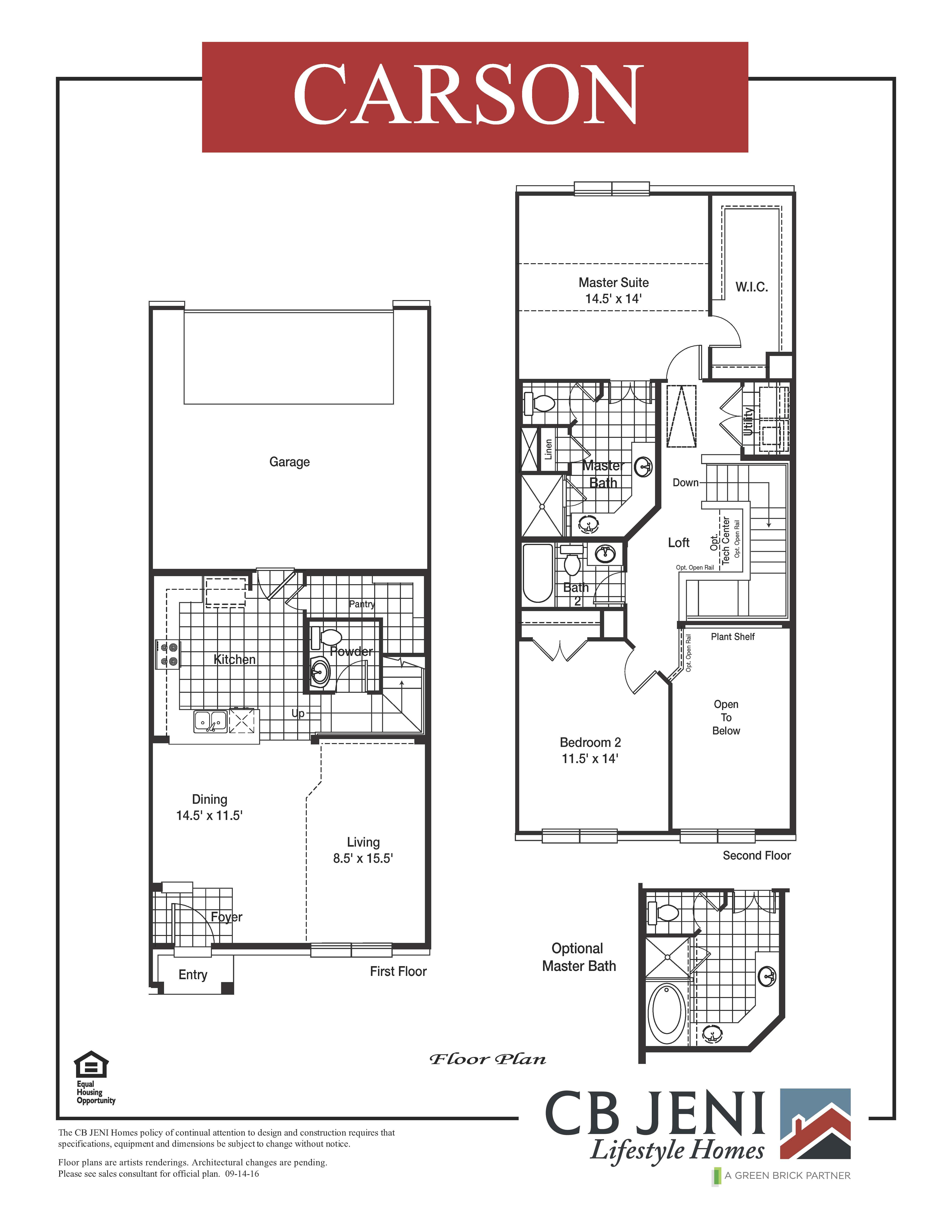 New Construction Floor Plans In 75002 Newhomesource