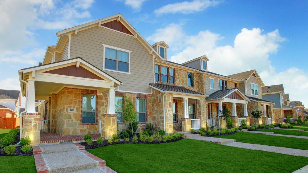 Brand New Homes In Arlington Texas