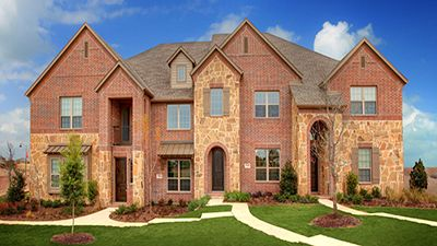 Dalton Ii Home Plan By Cb Jeni Homes In Stacy Crossing