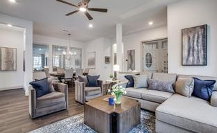 Viridian by CB JENI Homes in Fort Worth Texas