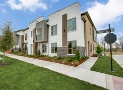 Milan - Heritage Creekside: Plano, Texas - CB JENI Homes
