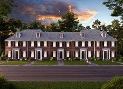 Lancaster – Georgian - Pecan Square: Northlake, Texas - CB JENI Homes