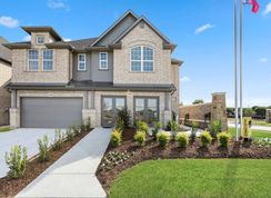 Calloway - The Village at Twin Creeks: Carrollton, Texas - CB JENI Homes