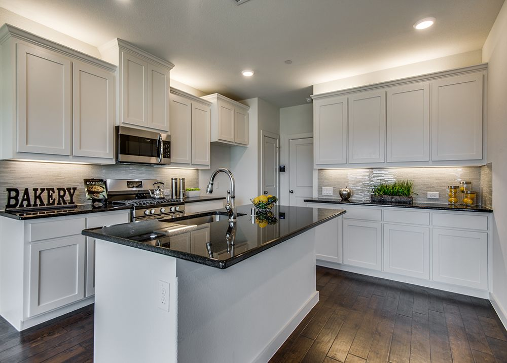 Kitchen featured in the Calloway By CB JENI Homes in Dallas, TX