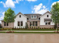 Malone - Viridian: Arlington, Texas - CB JENI Homes