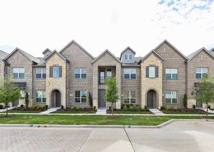 Roosevelt - Vista del Lago: Lewisville, Texas - CB JENI Homes