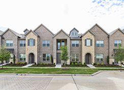 Jefferson - Vista del Lago: Lewisville, Texas - CB JENI Homes