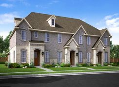 Barlow - Viridian: Arlington, Texas - CB JENI Homes